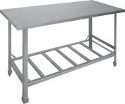 Производственные столы (сборные) 1500х600х860