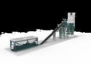 Лeнточный бетонный завод RTM