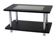 Стол для приемной (стеклянная столешница)