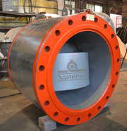 Предлагаем Клапаны обратные дисковые с резиновым уплотнением Ду 300-1