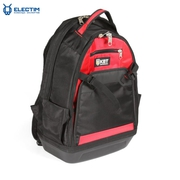 Рюкзак монтажника с внешним карман-клапаном и с пластиковым дном,  сери